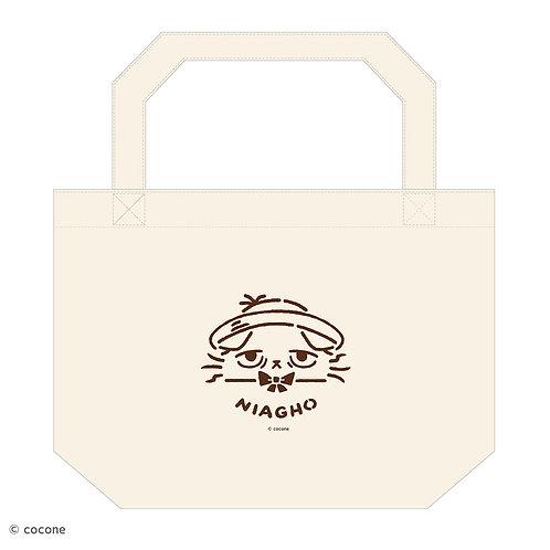 猫のニャッホ ミニトートバッグ