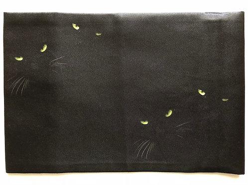 サトウミキ ブックカバー「光と闇」