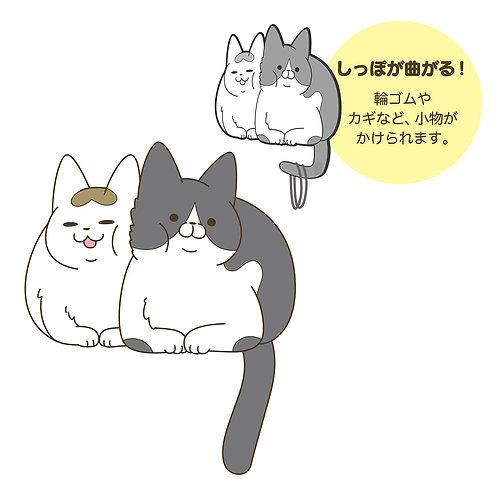 『うちの猫』マグネットフック