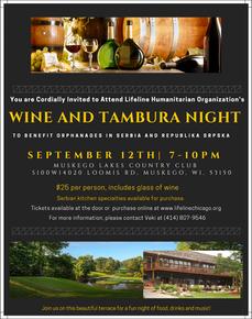 Wine and Tambura Night