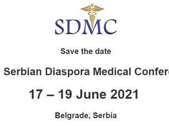 Save the Date - SDMC June 2021