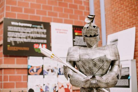 White Knight of Tiki