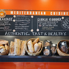 Our Bread Display
