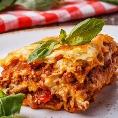 Classic Lasagne (with Meat
