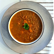 Wholesome Lentil Soup ( Fakes )