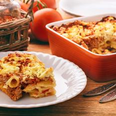 Aromatic Meat and Pasta Dish (Pastitsio)
