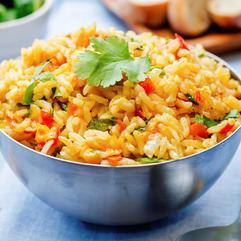 Greek Vegetarian Rice