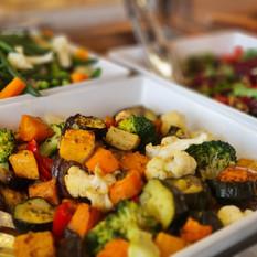 Vibrant Oven Roasted Vegetables