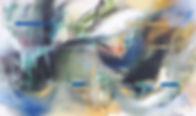 Affinity 36 x 60 Acrylic on Canvas