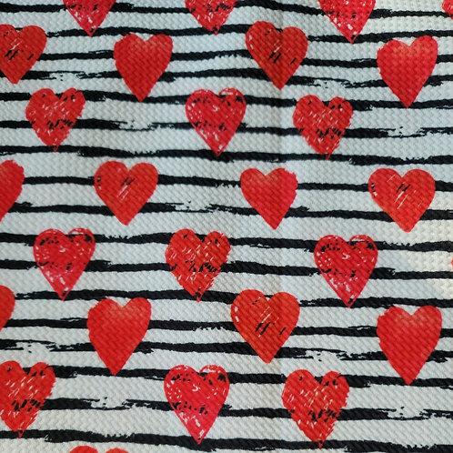 Hearts N' Stripes Bummie Set
