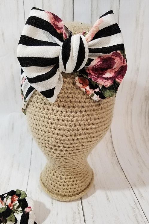 Stripes n' Roses