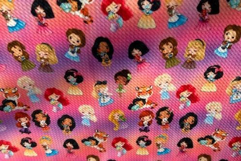 Princesses Bummie Set