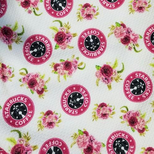 Pink Floral Bucks Bummie Set