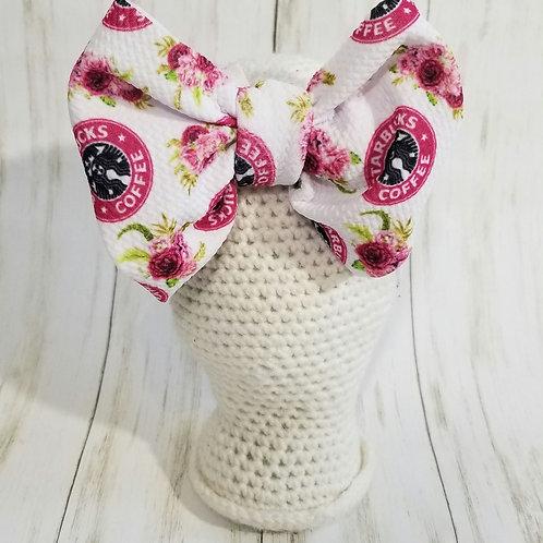 Pink Floral Bucks