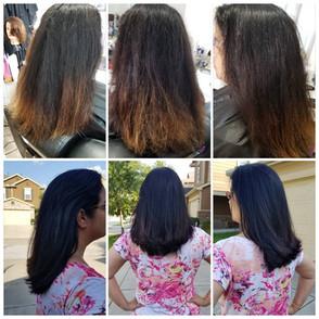 Color, Treatment, Cut