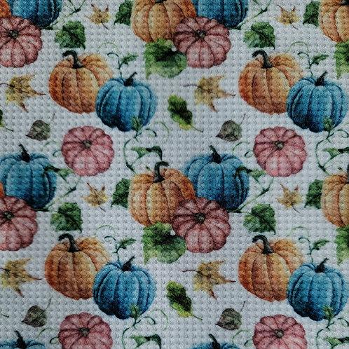 Pumpkin Pastels