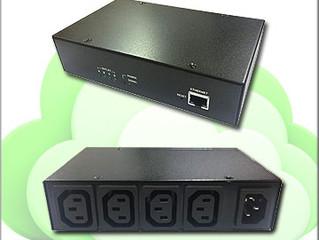 4插座型 網路電源開關 NPS 發表