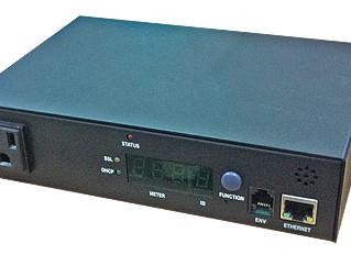 In-line kWh meter