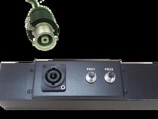Intelligent PDU with Neutrik Inlet