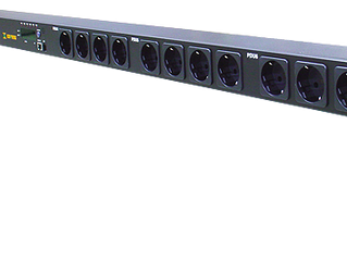 3 Phase Intelligent PDU with Schuko Outlets