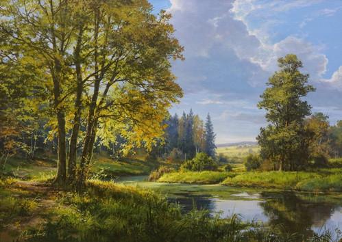 Old riverbed