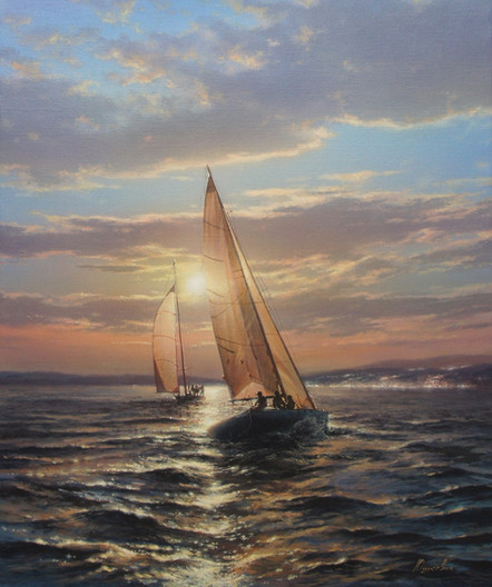 Harmony of the sea