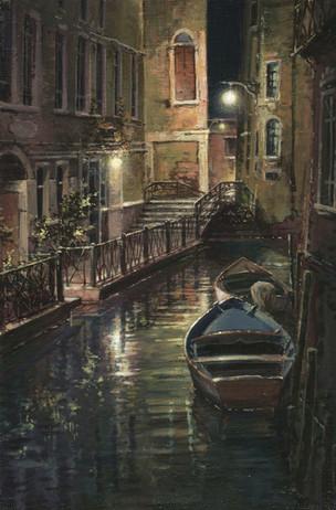Venice night walk