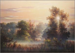 """""""Утро в деревне"""""""