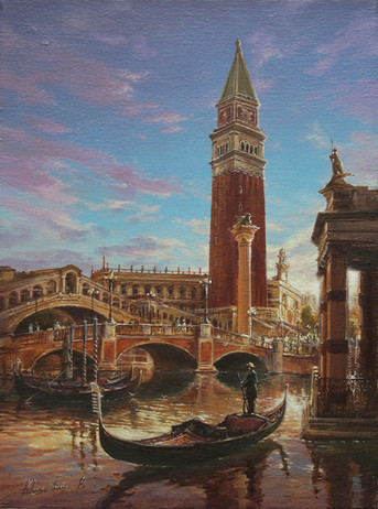 Venetian romance