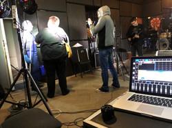 Світлове забезпечення зйомок кліпу для NestoR