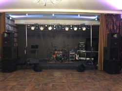 Технічне забезпечення гурту Андріана та Balcanic Band