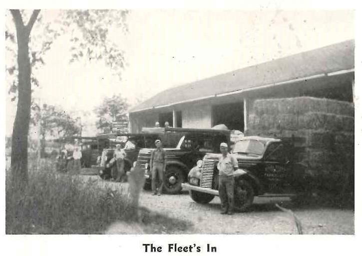 the fleets in