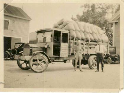 1927 coop truck