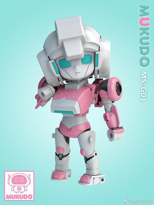 MS-G01 Peach Girl