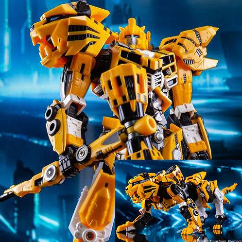 TE 狂獸戰爭系列 YS-01 虎黃蜂