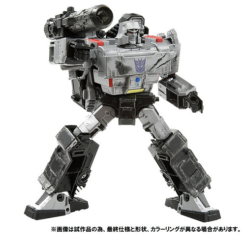 Takara Transformers Premium Finish PF WFC-02 Megatron