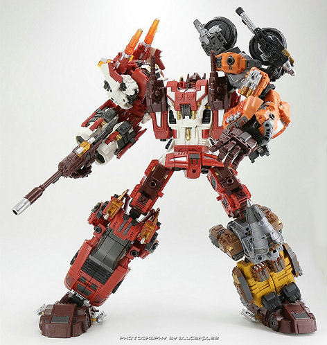 Warbotron WB-03 BOX SET