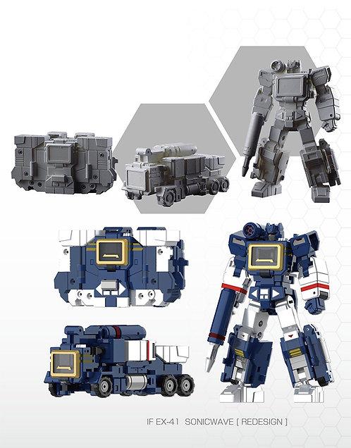 Ironfactory EX-41 Sonicwave
