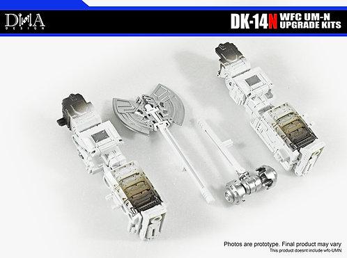 DNA DK-14N 圍城l 動畫通天曉 升級配件包