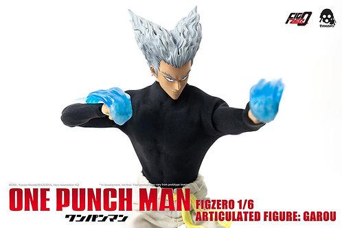 Threezero 一拳超人 餓狼 Garou 1/6 比例收藏級可動人偶