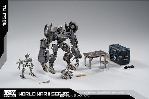 Toyworld TW-FS04 警戒 二戰 路障