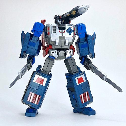 Fanshobby MB-11 GOD ARMOUR 原色神甲 (For MB-06) 2021年再版