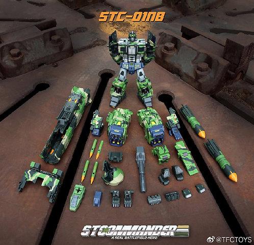 TFC STC-01NB (Nuclear Blast ver.) 最高戰術司令官核彈型 第2次
