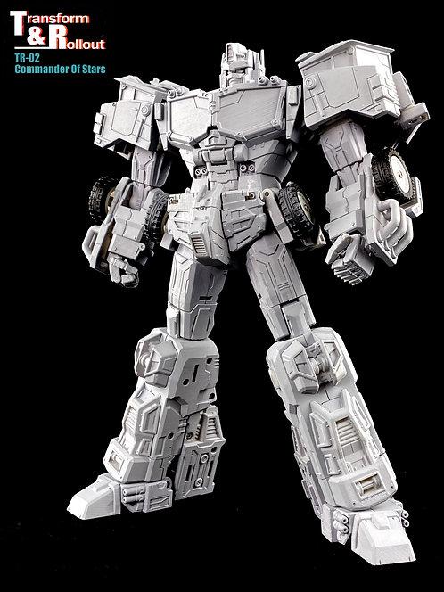 Transform & Rollout TR-02 C版 OP