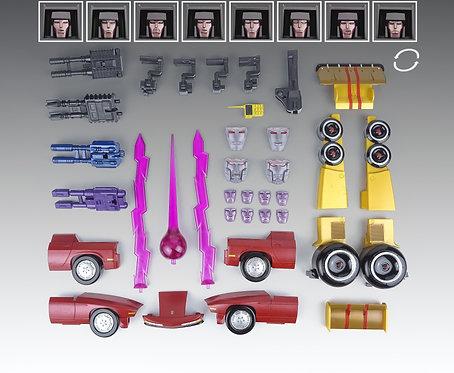 X-Transbot MX-12C 飛天虎 配件包