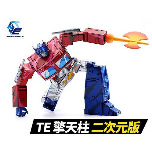 [限量預訂] Transform Element TE-01 透明色 及二次元色