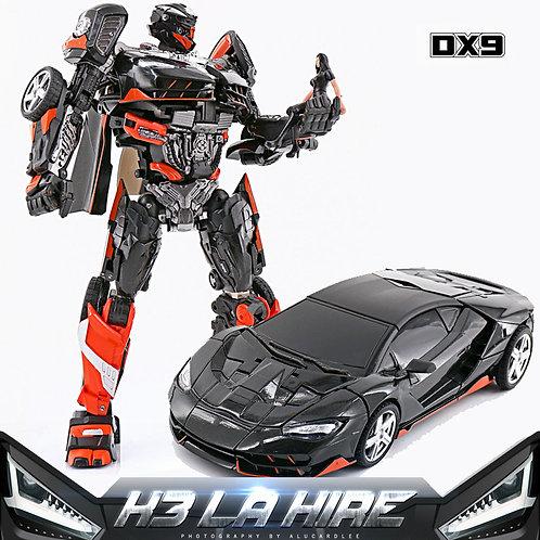 DX9 K3 La Hire 再版