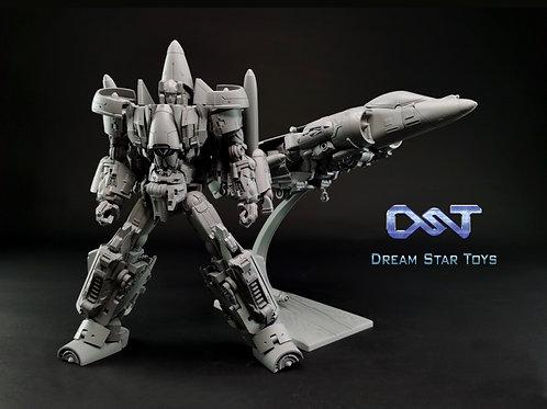 DreamStar Toys DST-01 強攻者 鷂式戰機