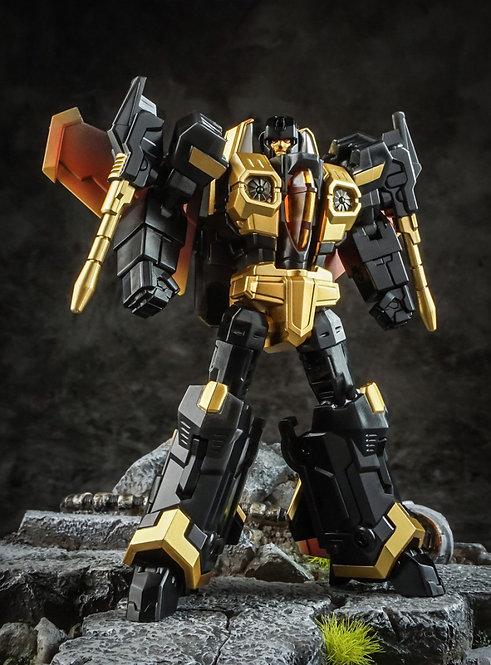 Iron Factory EX-20O 黑曜石 暴君之翼 Obsidian 第16款
