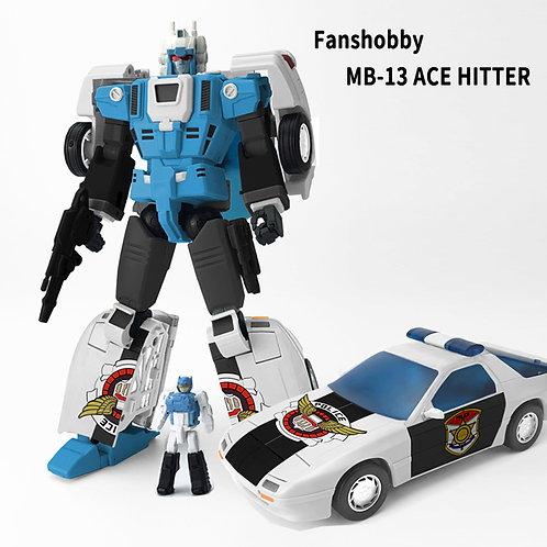 FansHobby MB-13 特警號 ACE HITTER